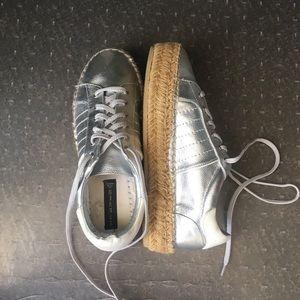 Steven by Steve Madden espadrille sneakers sz 9